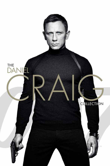 James Bond: Daniel Craig Collection [Ultraviolet HD]
