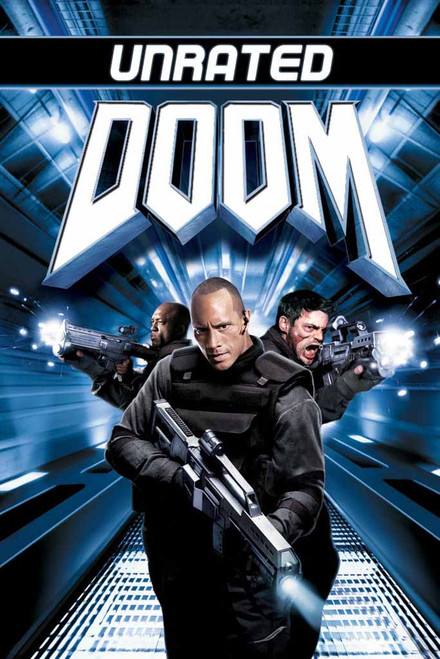 Doom Unrated [UltraViolet HD or iTunes via Movies Anywhere]