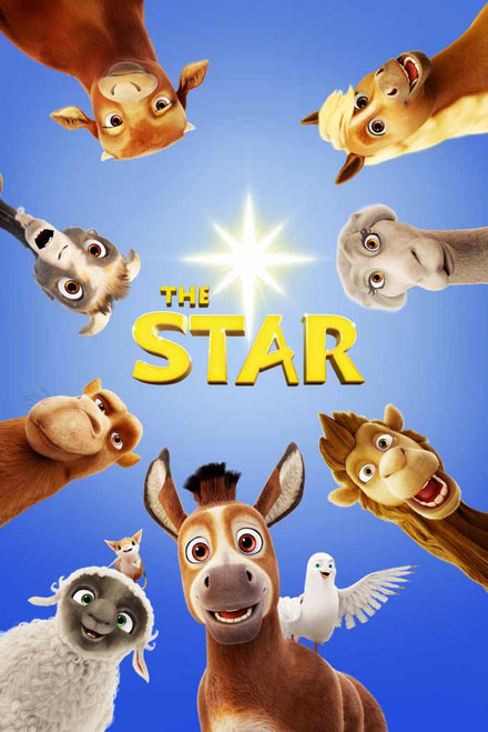 The Star [UltraViolet HD or iTunes via Movies Anywhere]