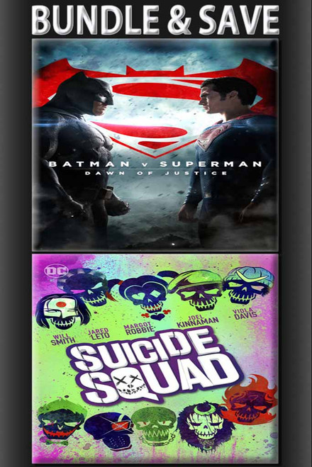 Batman v Superman + Suicide Squad