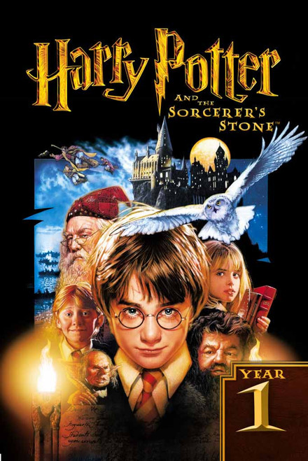 Harry Potter And The Sorcerer' Stone