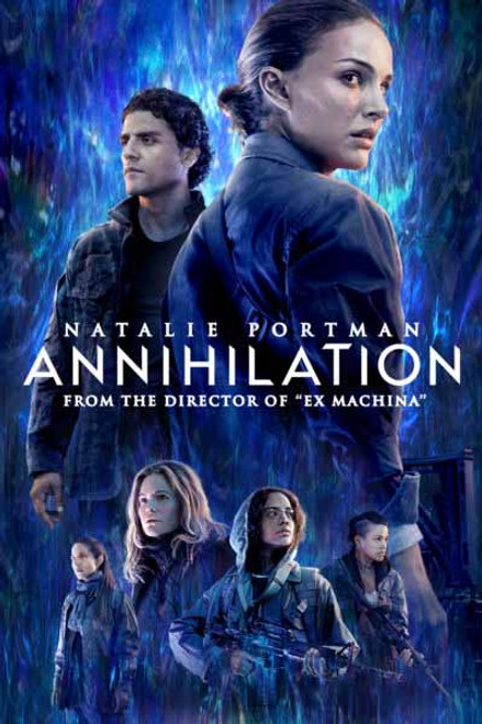 Annihilation [UltraViolet HD]