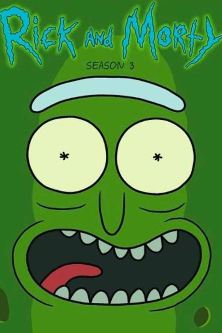 Rick And Morty Season 3 [UltraViolet HD]