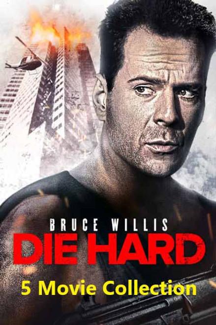 Die Hard 5 Movie Collection