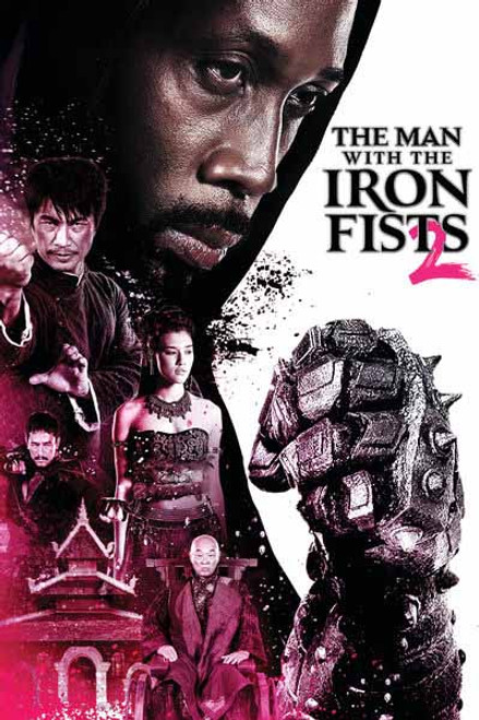 The Man With The Iron Fist 2: Sting Of The Scorpion