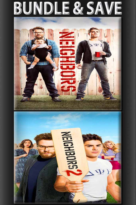 Neighbors + Neighbors 2