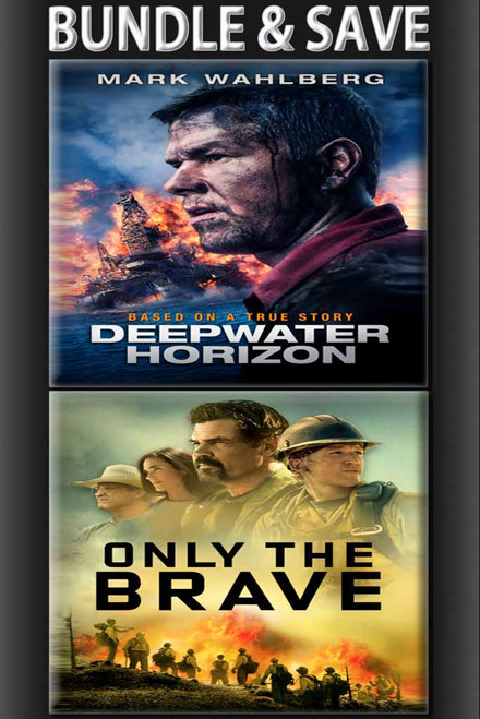 Deepwater Horizon + Only The Brave