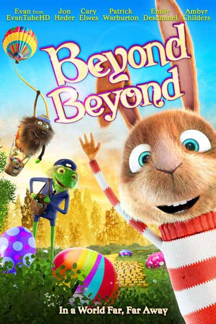 Beyond Beyond [Vudu SD]