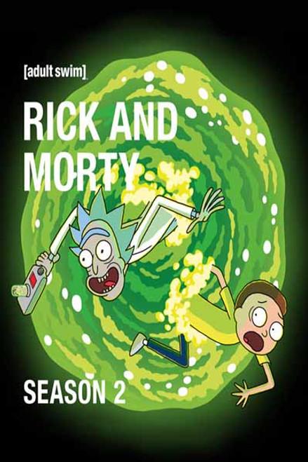 Rick And Morty Season 2