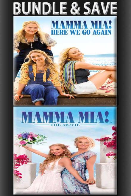Mamma Mia + Mamma Mia Here We Go Again