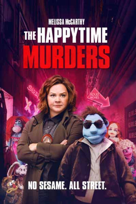 Happy Time Murders