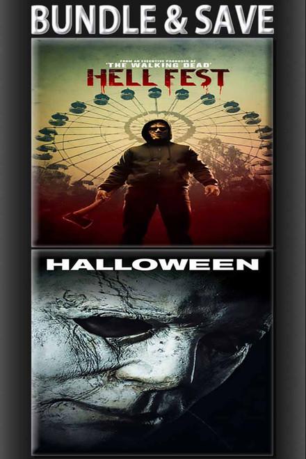 Hell Fest + Halloween 2018