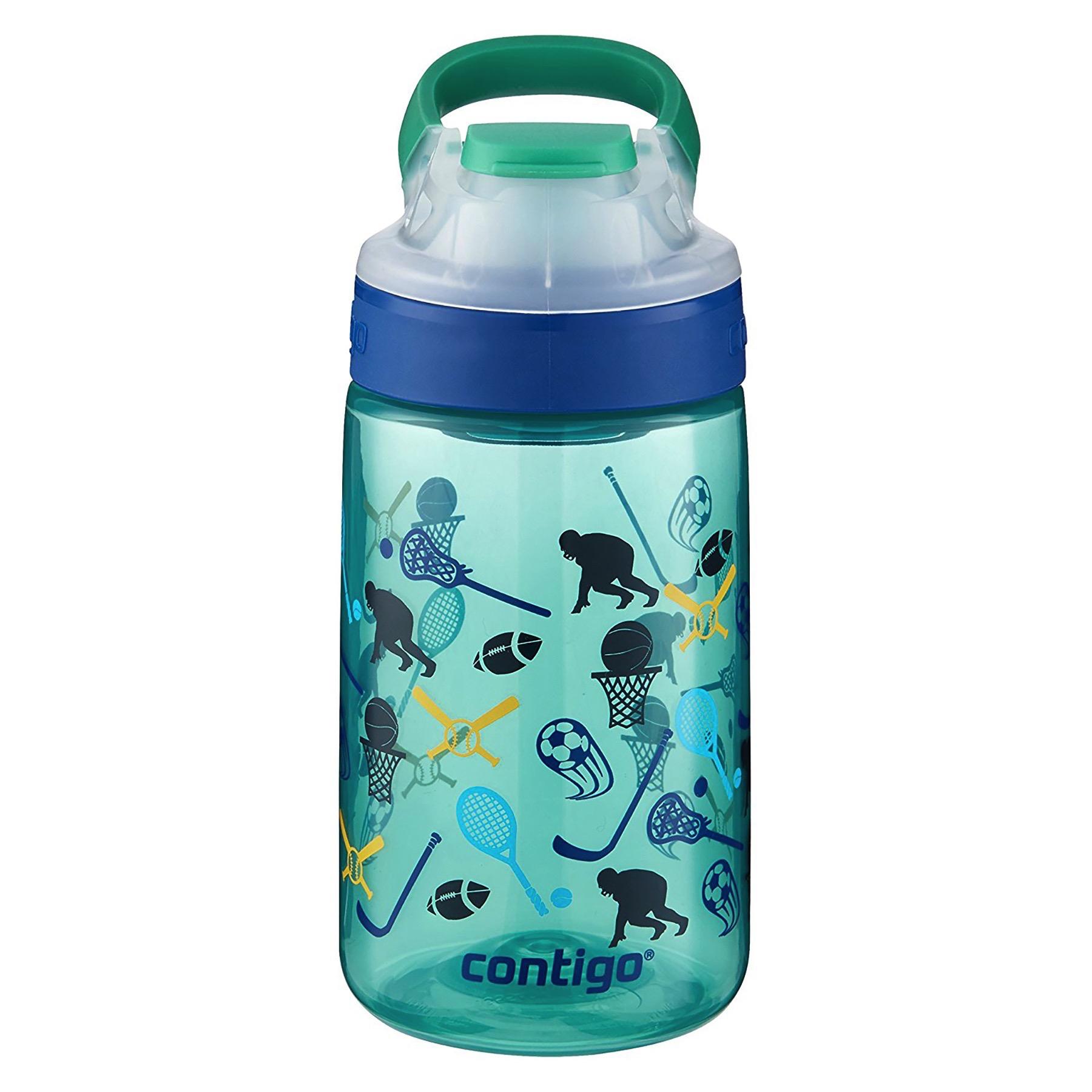 2018 Contigo 14 oz Gizmo Flip Autospout Bottle FREE SHIPPING