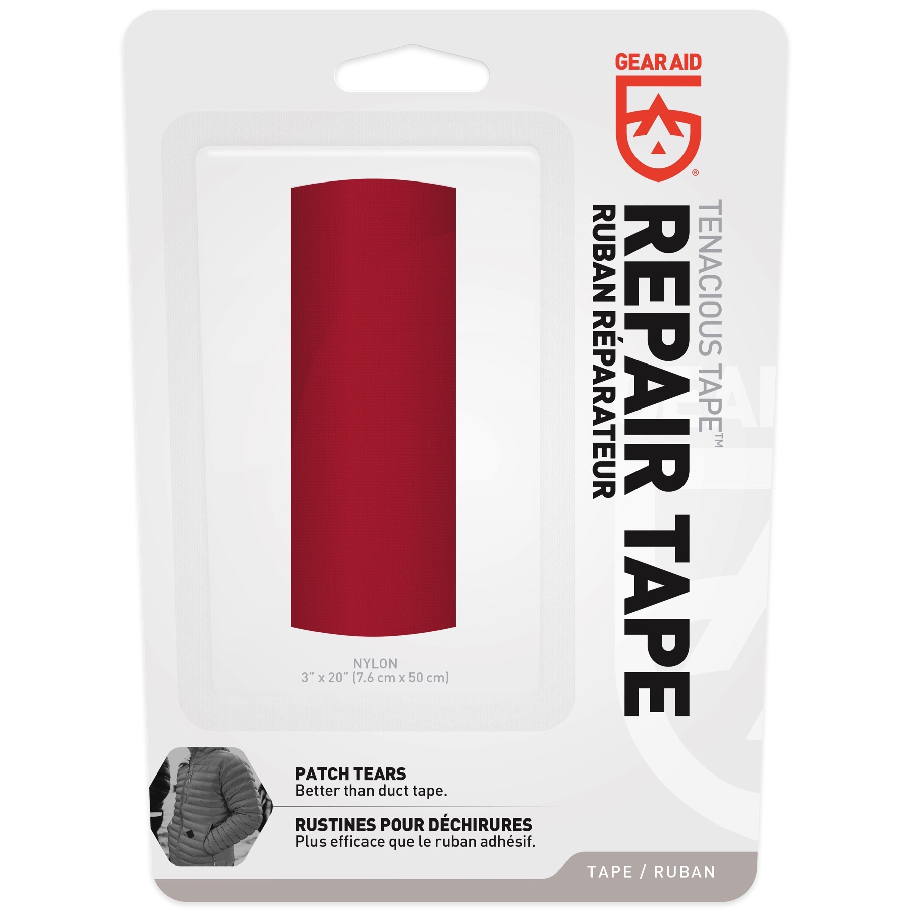 Teal Gear Aid Tenacious Tape for Fabric Repair Shipping Included