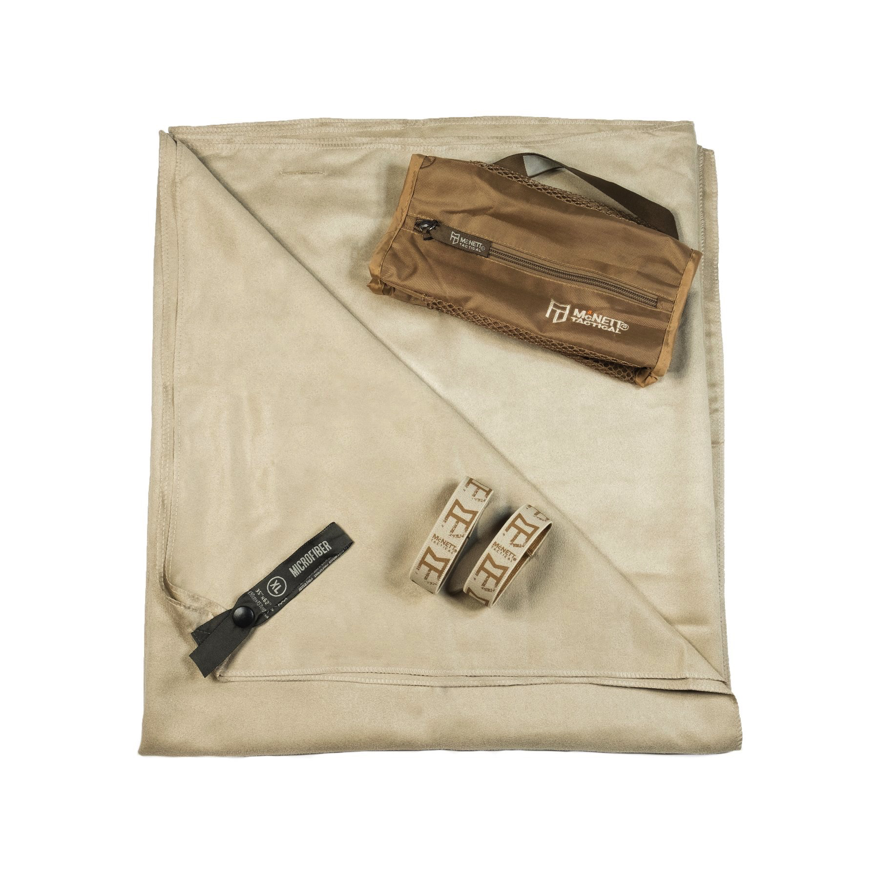 Gear Aid McNett Tactical Ultra Compact Microfiber Towel /& Bag Navy Blue X-Large