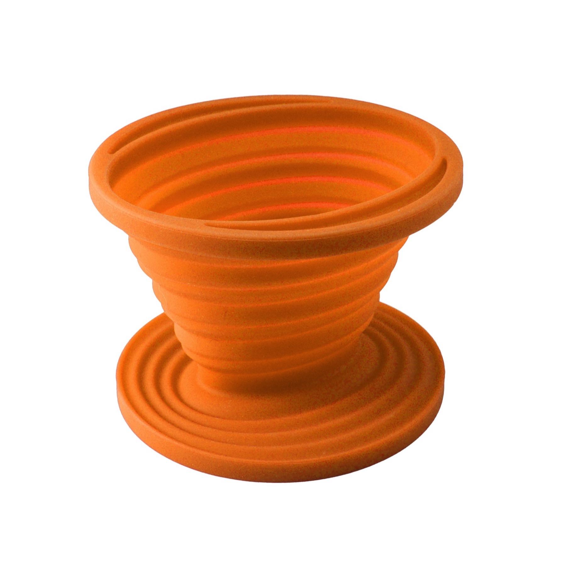 Ultimate Survival Technologies Flexware Coffee Drip Orange