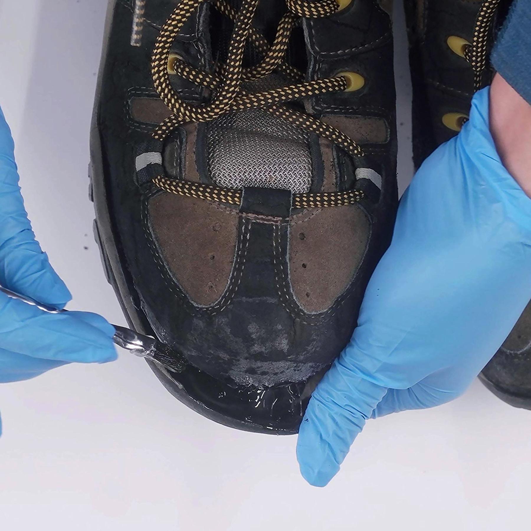 environ 28.35 g Gear Aid Aquaseal SR Chaussure Réparation Adhésif 1 oz Claire Uréthane botte caoutchouc Mastic