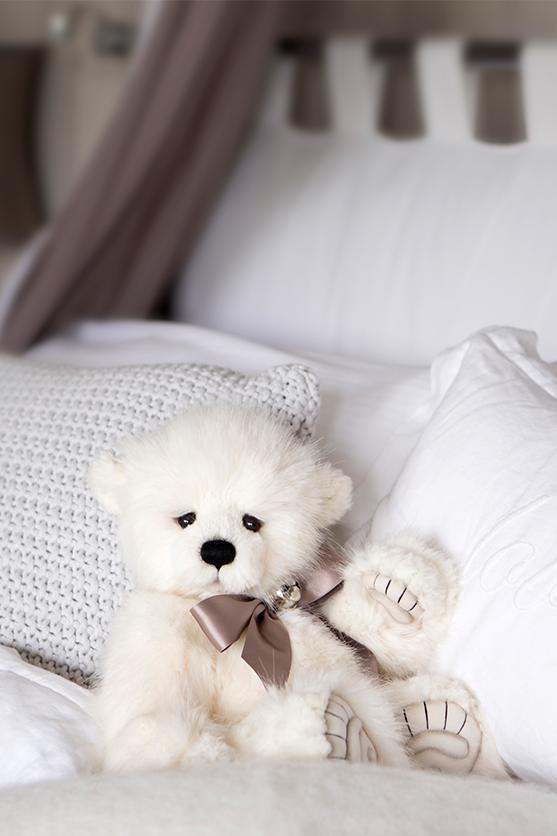 Charlie Bear Marty Charlie Bear Tags On Manufactured Dolls & Bears