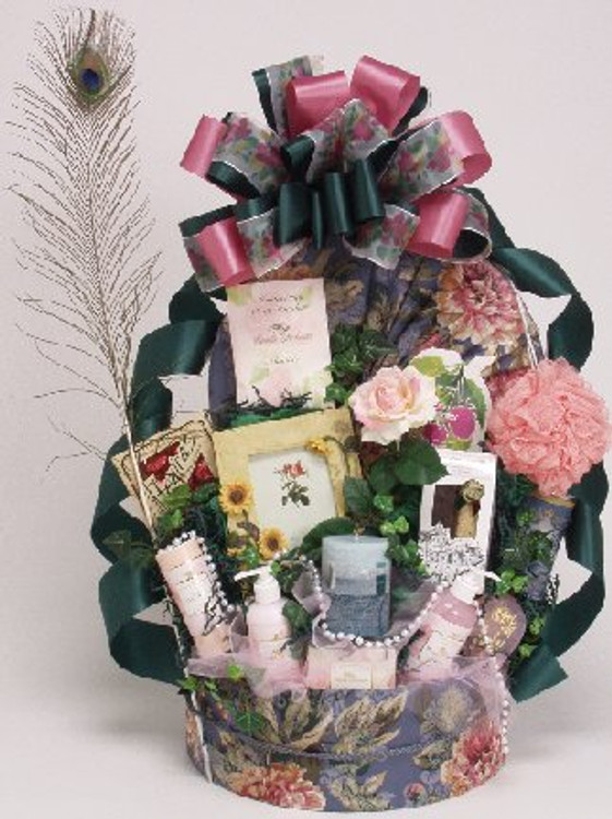 Gift Basket Bouquet