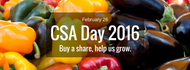 National CSA Sign UP DAY