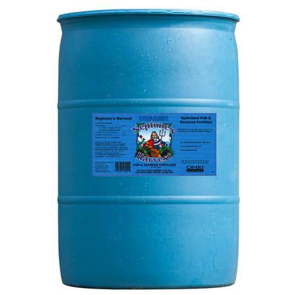 Neptune's Harvest Liquid Fish & Seaweed Fertilizer (2-3-0.5) 55 Gallon- Price $469.00 (Drop Ship)