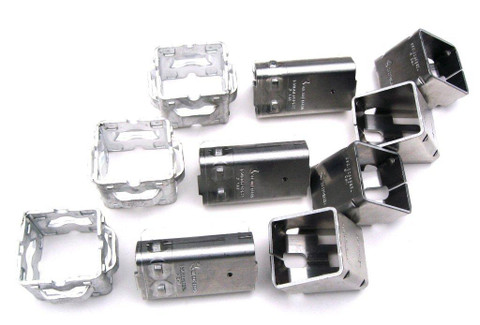 Wedge-Loc Corner / Double In-Line Brace Set #205 (Case of 10 Sets) Price $166.00