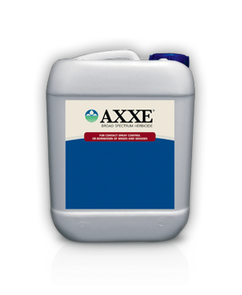 BioSafe Systems AXXE Broad Spectrum Herbicide 5 gallon