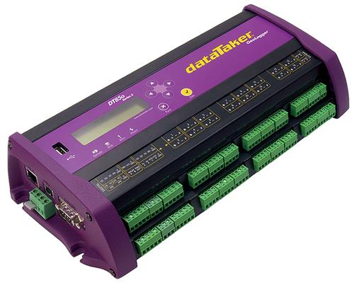 DataTaker DT85G Geotechnical data logger.