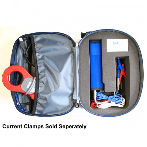 Dent ElitePro XC, HV leads, fused croc clips, Elog software, USB cable, carry case.