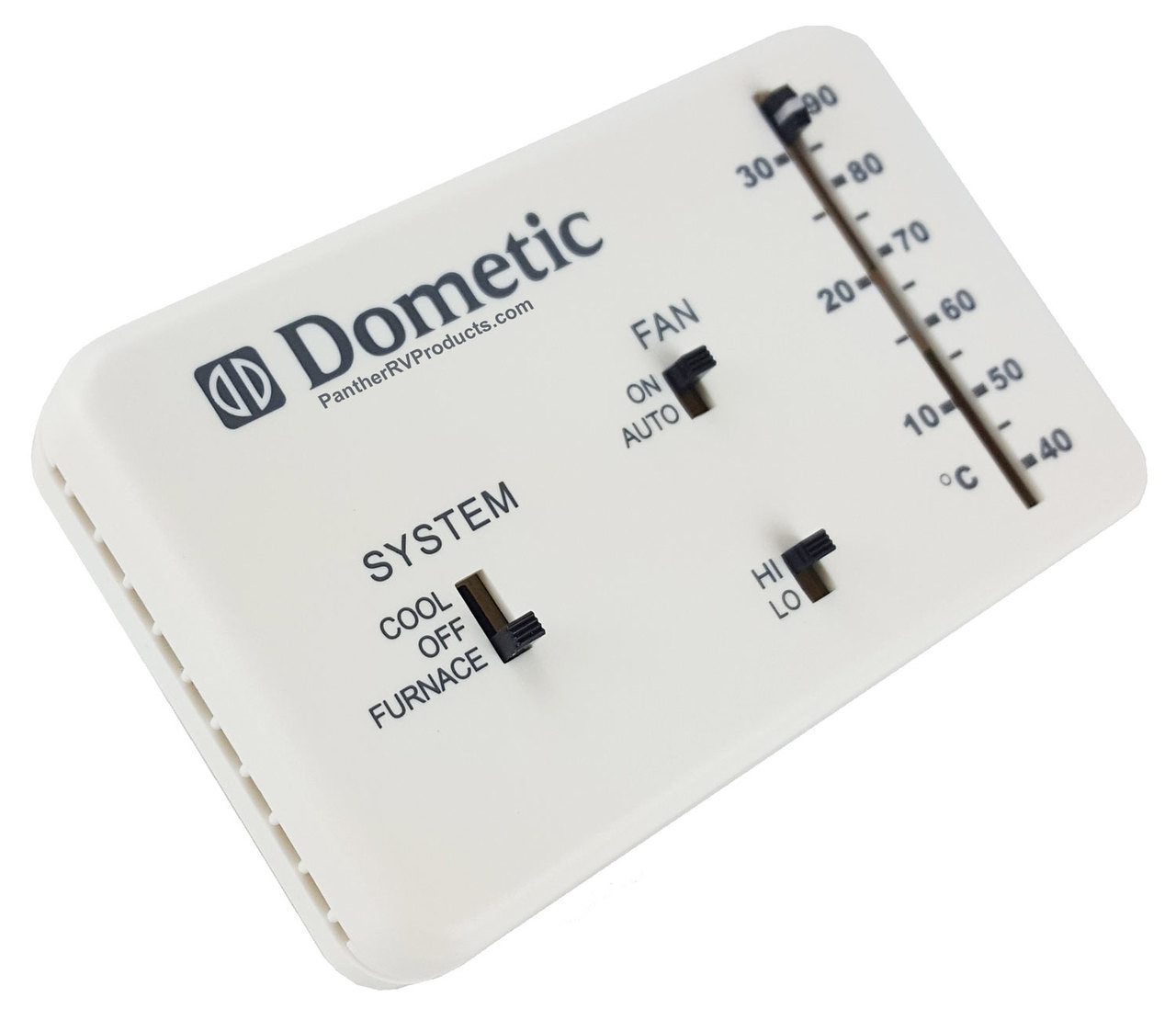 Dometic 3106995032 Thermostat 6 Wire Analog Control Heat Cool Camper Furnace Wiring