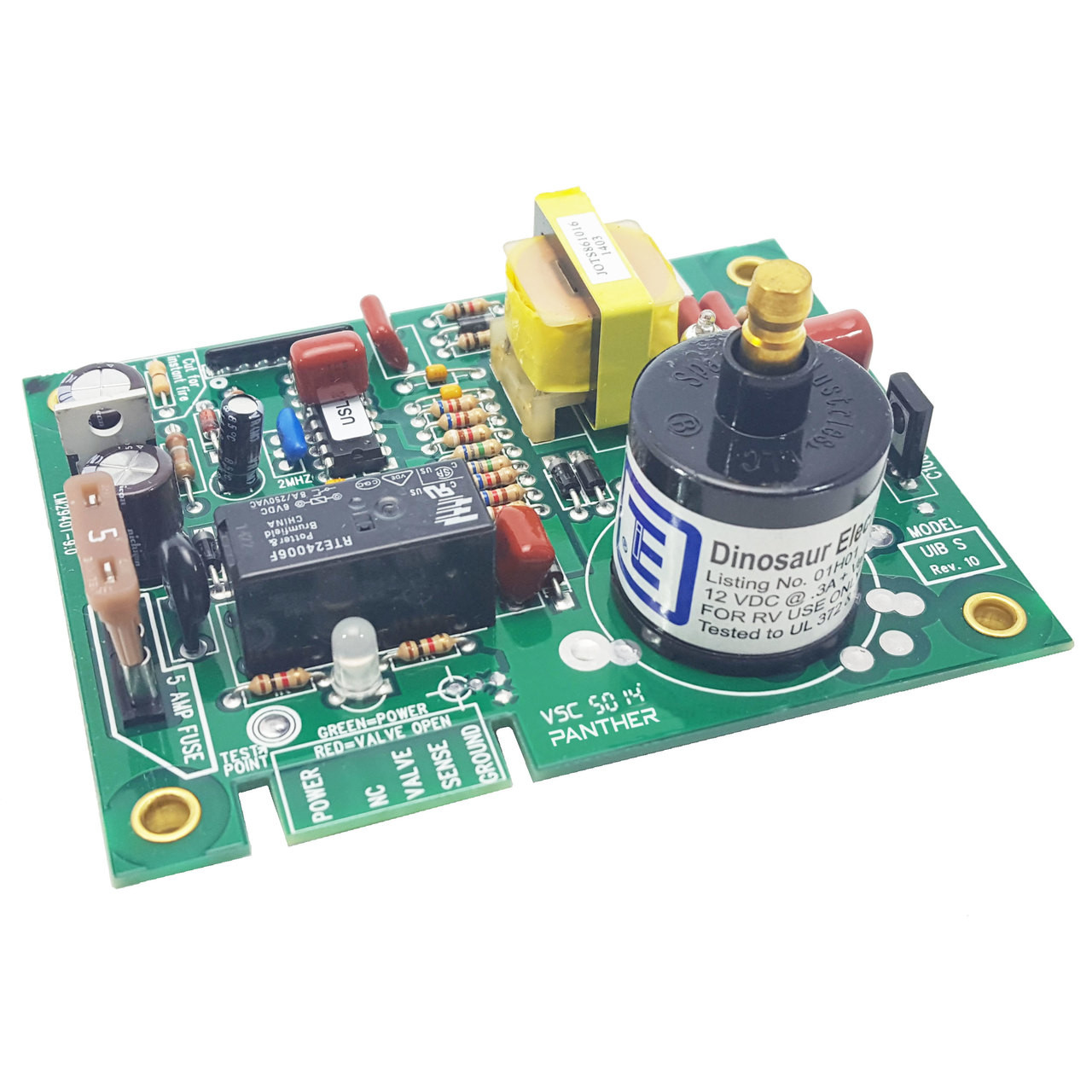 Dinosaur Board For Furnace Wiring Diagram - WIRE Center •