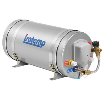 Indel Webasto 602021 Isotemp Slim Round Electric Water Heater - 5.3 Gallons
