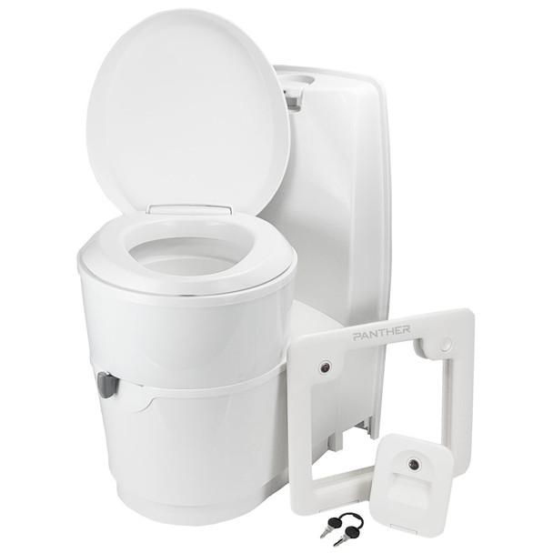 Thetford C224 Cw Cassette Toilet Flush Water Tank Only Manual Flush