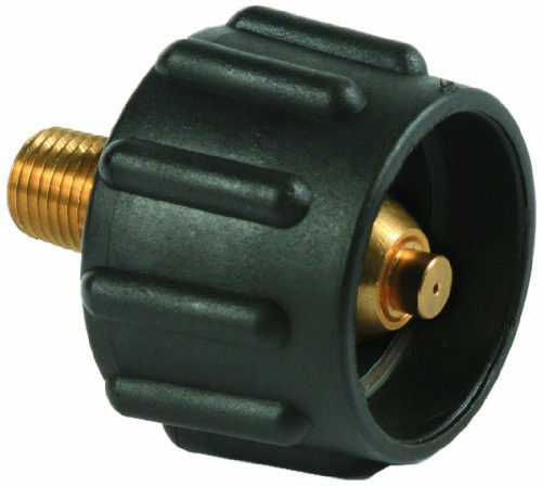 """Acme Truck Parts >> Camco 59923 Green Propane Fitting 1/4"""" Acme Nut"""