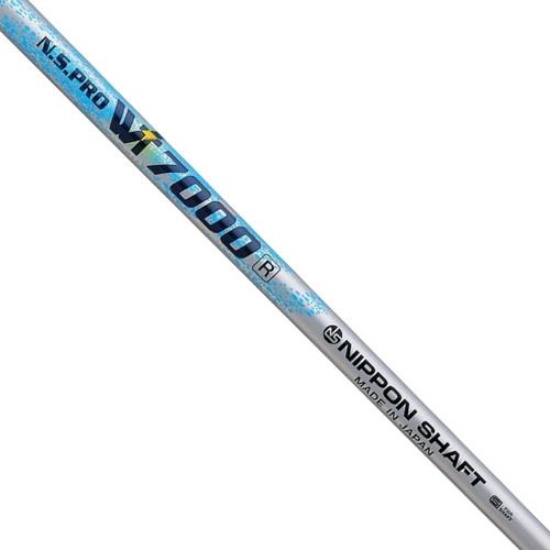 N.S. Pro WT7000 Graphite Iron Shafts