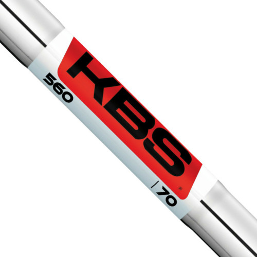 KBS 560 Series Iron Shafts .370 Parallel Tip