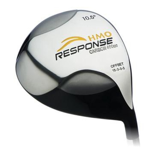 Alpha Response Offset Carbon Driver Heads