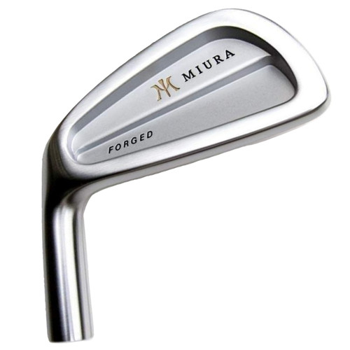 Miura LH Cavity Back Stock Iron Golf Clubs