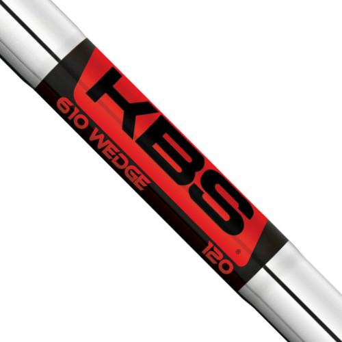 KBS 610 Wedge Shafts - .355 Taper Tip
