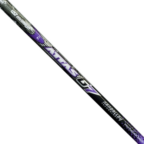 UST Mamiya TSPX ATTAS G7 Wood Shafts