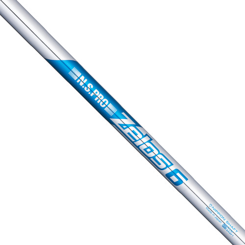Nippon N.S. PRO ZELOS 6 Steel Iron Shafts .370