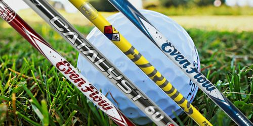 Project X Shafts the Best Graphite Shafts