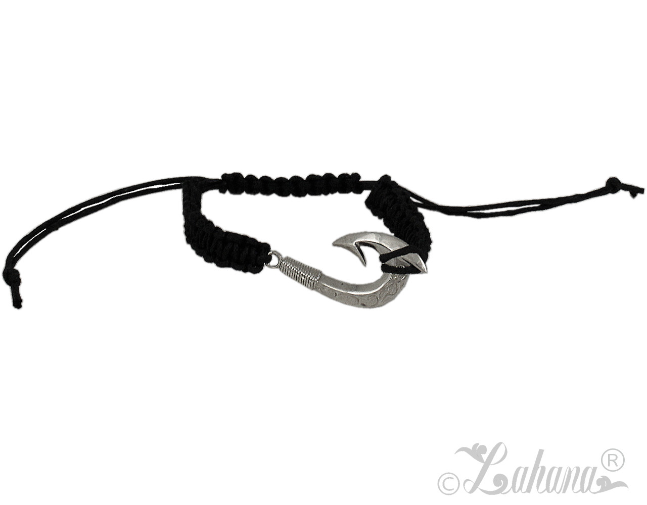 and rakuwa black singapore anklet fish bracelet hook phiten