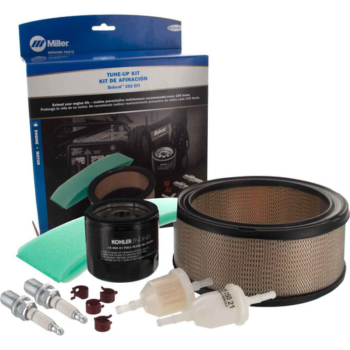 miller 246115 tune up filter kit kohler ech730. Black Bedroom Furniture Sets. Home Design Ideas