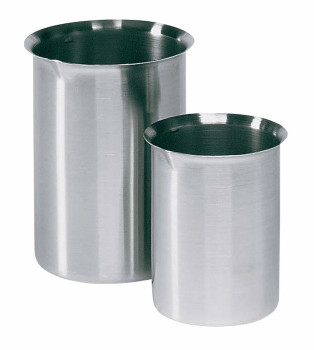 Stainless Steel Beaker, 2000ml