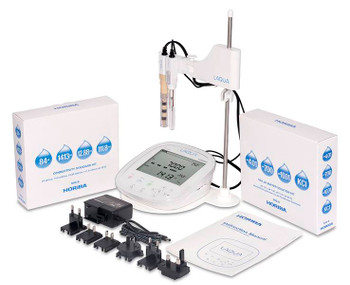Benchtop Multi-Parameter Meter, LAQUA, 1000 Series Package