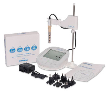 Benchtop Conductivity Meter, LAQUA, 1000 Series Package by HORIBA