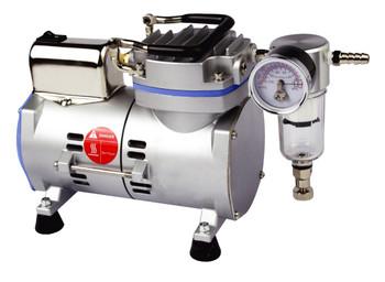 Laboratory Vacuum Pump, Oil Free, 17 Litres/Min