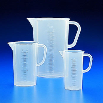 Measuring Jugs, tall form, 1000ml