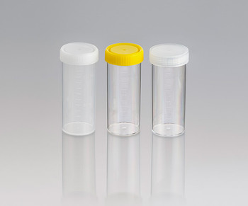Screw Cap Containers, Labelled, Sterile, 120ml (Carton of 264)